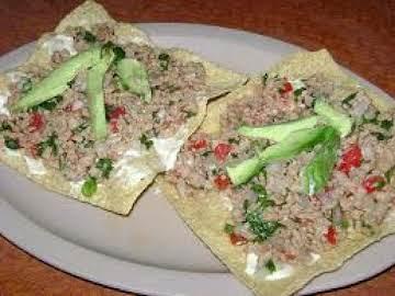 Ceviche de Soya