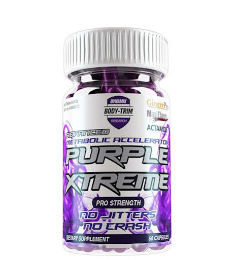 Dynamix Purple Xtreme, 60 caps