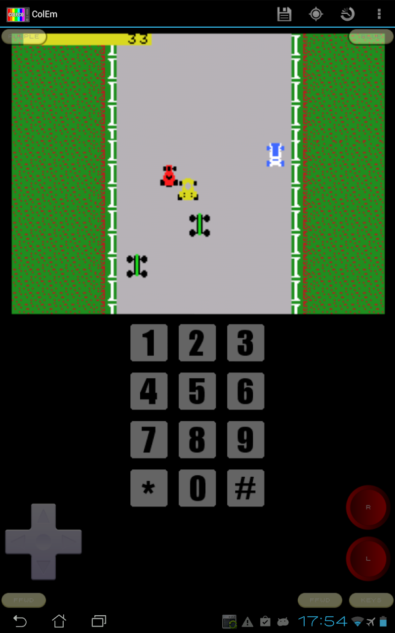 ColEm Deluxe - Complete ColecoVision Emulator Screenshot 5