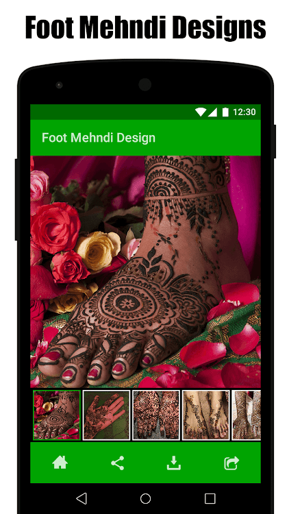 Mehandi Designs Free Image – (Android Applications) — AppAgg
