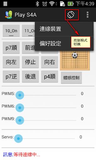 Play S4A