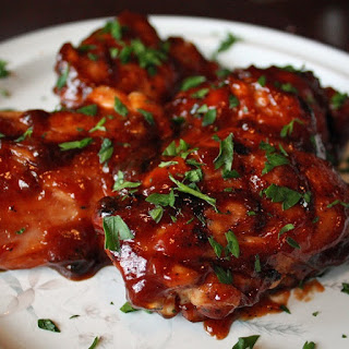 Oven Cooked Barbecue Chicken Recipe