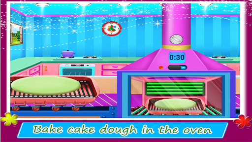 Doll House Cake Maker 1.0 4