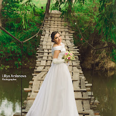 Wedding photographer Liliya Arslanova (fotogra). Photo of 03.09.2015