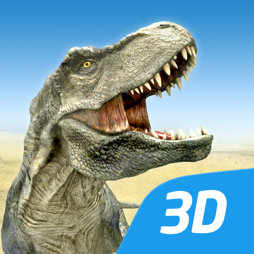 Tyrannosaurus Rex Educational Vr 3D