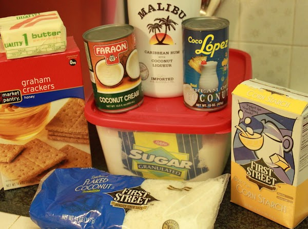 These are all the ingredients you will be using for this recipe. It looks...