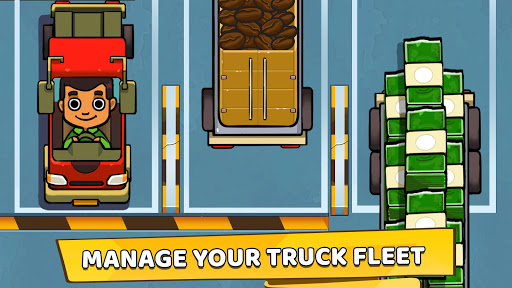 Transport It! - Idle Tycoon screenshots 2