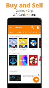 Gameflip: Buy and Sell Games & Digital Items 1