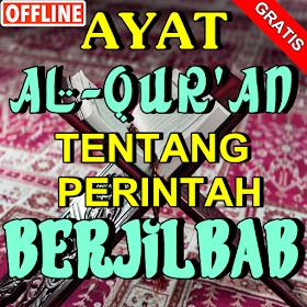 Beberapa Ayat Al Qur'an tentang perintah Berjilbab