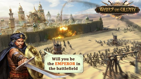 Wars of Glory Screenshot