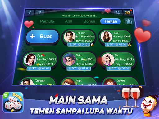 Boyaa Domino QiuQiu: KiuKiu 99  gameplay | by HackJr.Pw 9