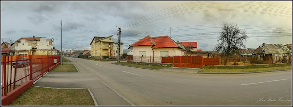 Photo: Str. Izvor, intersectie cu Str. Ponorel - 2017.03.12