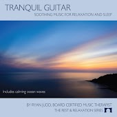 Tranquil Guitar: Soothing Music for Relaxation and Sleep
