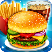 Fast Food: Cooking & Restaurant Game icon