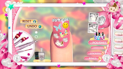 3D Nails Game Manicure Salon 1.2 screenshots 2