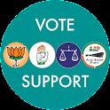 Vote Support