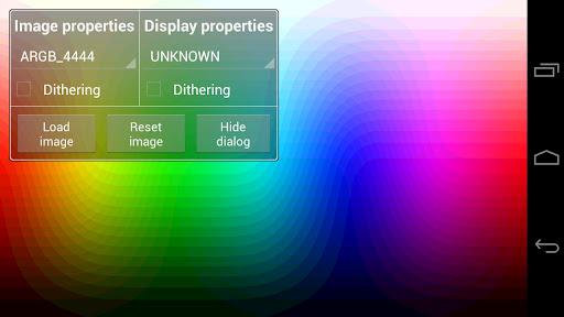 Display Tester Pro Unlocker screenshot 1