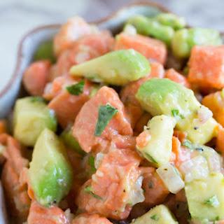 Salmon Ceviche Recipes.