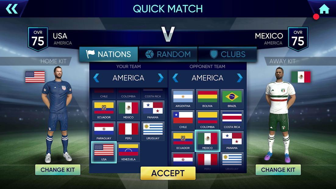 Soccer Cup 2020: Free Real League of Sports Games Android App Screenshot