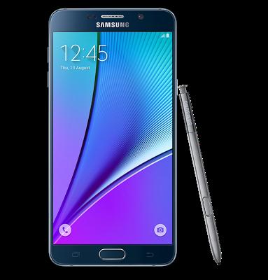 Lockscreen for Galaxy Note 5 - screenshot