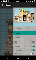 CrossStitch Editor - screenshot thumbnail 03