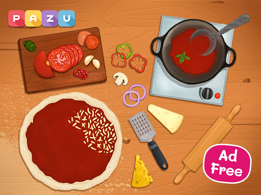 Pizza maker - cooking and baking games for kids 1.03 screenshots 7