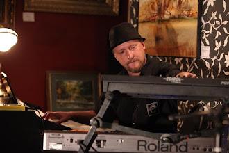 Photo: Фортепиано и синтезаторы в руках Одиссея, - это сказка...