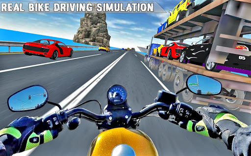 Crazy Bike attack Racing New: motorcycle racing  screenshots 19
