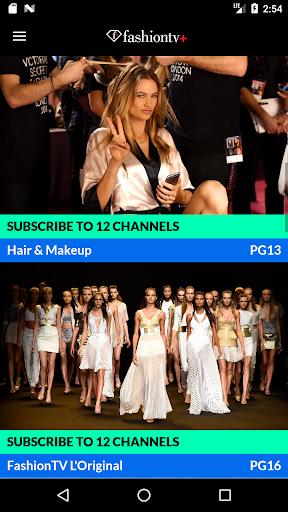 FTV+ Fashion, Beauty, Video screenshot