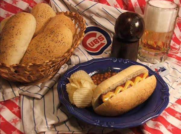 Easy Good Homemade Hotdog Buns