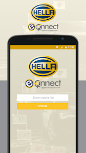 HELLA E-Connect - náhled