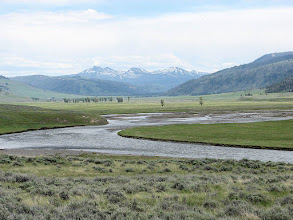 Photo: Yellowstone National Park