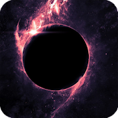 Black Hole HD Live Wallpaper
