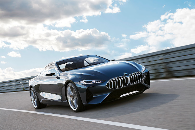 The BMW 8 Series is well into its development phase, and will go on sale in 2018