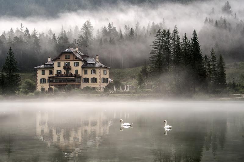 La casa sul lago di si
