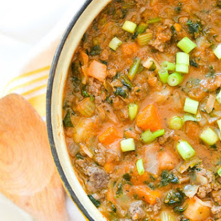 Nightshade-Free Vegetable Beef Soup