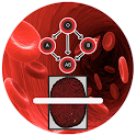 Real Blood Group Scanner Prank icon