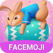Cute Easter Bunny Emoji Keyboard for Android APK
