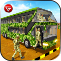 Army Bus Driver 2020: Real Military Bus Simulator icon