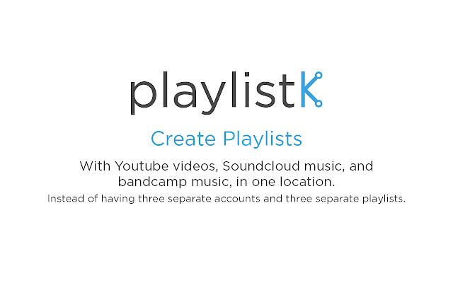 playlistk
