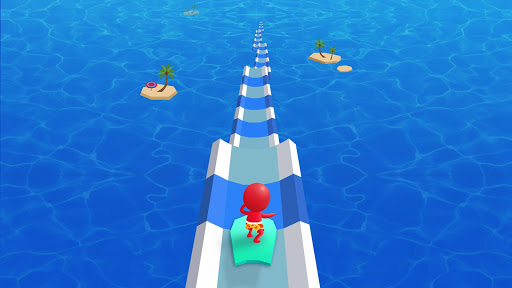 Water Race 3D: Aqua Music Game  screenshots 6