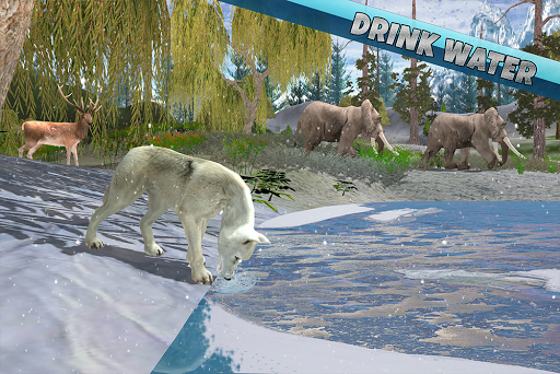 Arctic Wolf Family Simulator  screenshots 17