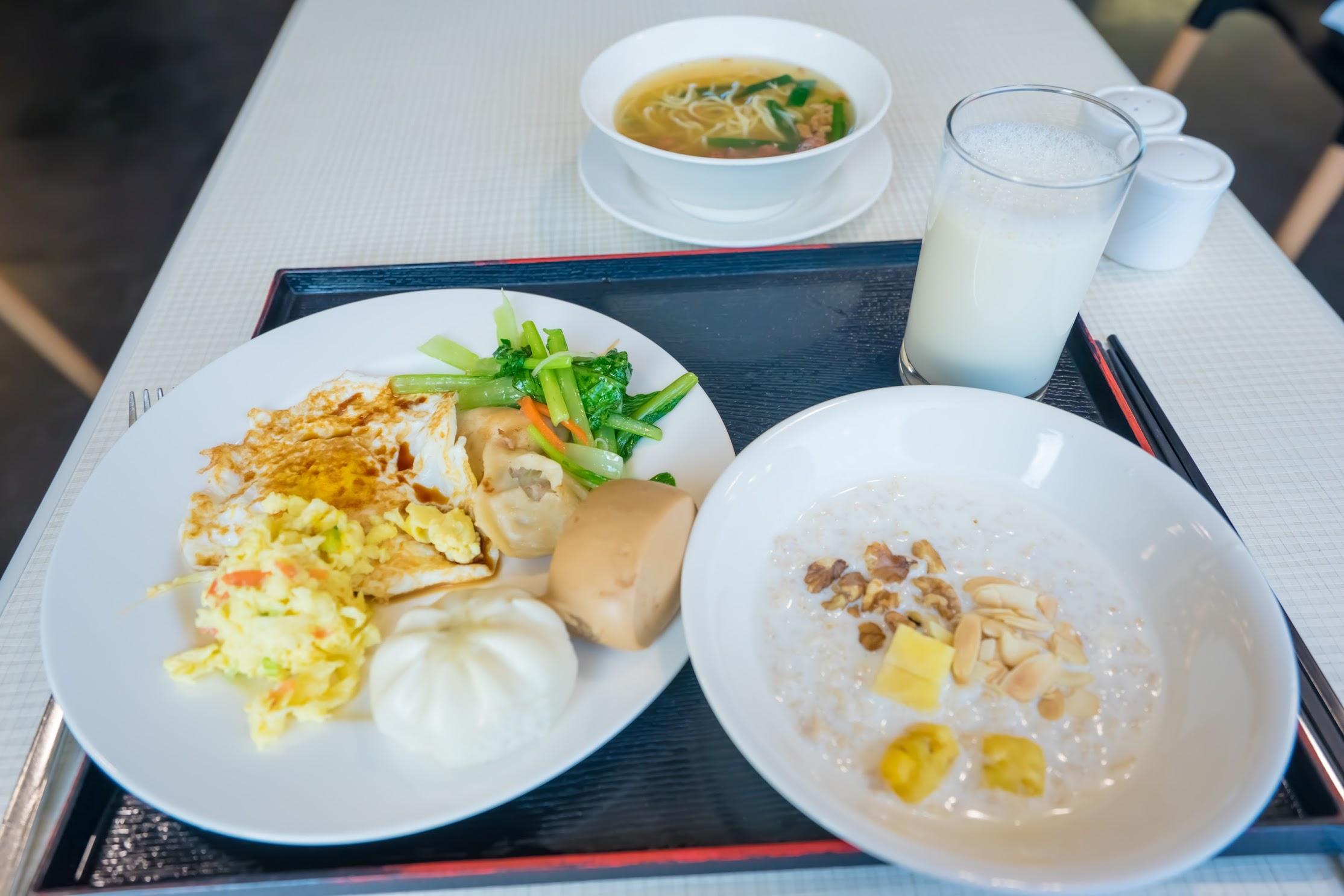 CAESAR PARK TAIPEI breakfast6