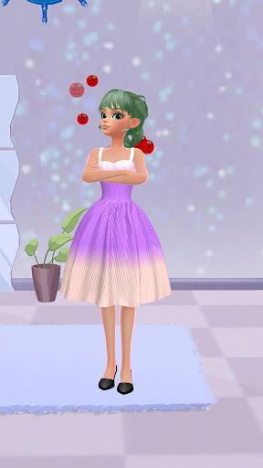 Yes, that dress!  screenshots 5