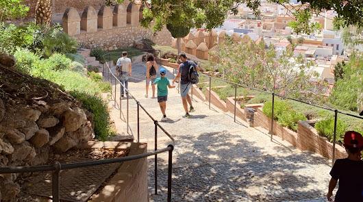 La drástica caída de visitas al patrimonio almeriense en el verano del Covid-19