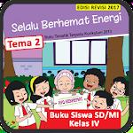 Kelas 4 SD Tema 2 - Buku Siswa BSE K13 Rev2017 Icon