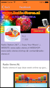Radio Stereo- screenshot thumbnail