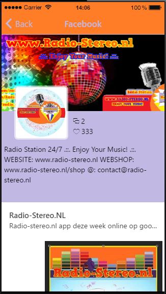 Radio Stereo- screenshot