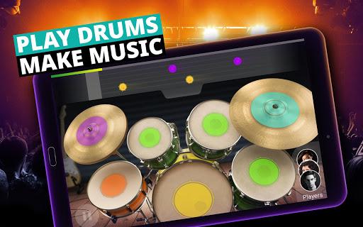 Drum Set Music Games & Drums Kit Simulator 3.24.0 screenshots 5