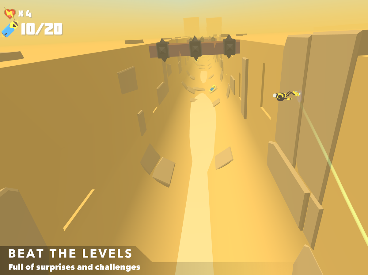 Power Hover- screenshot